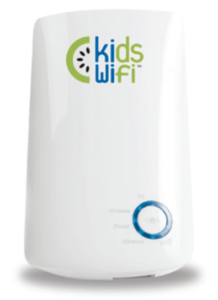 kids wifi combines positive psychology and technology